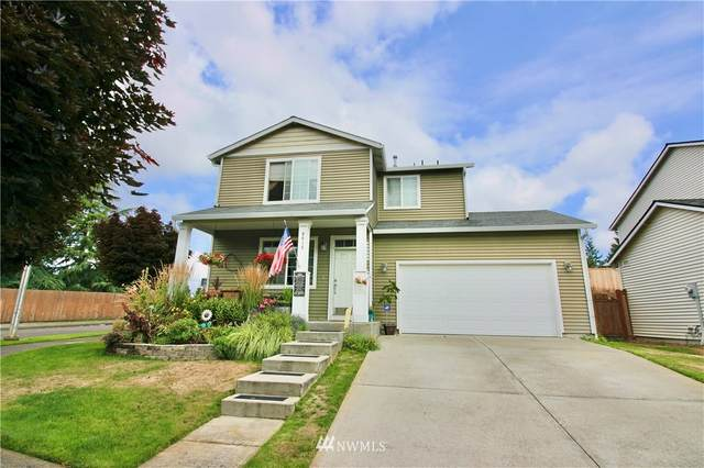 8615 Sweetbrier Loop SE, Olympia, WA 98513 (#1828522) :: The Snow Group