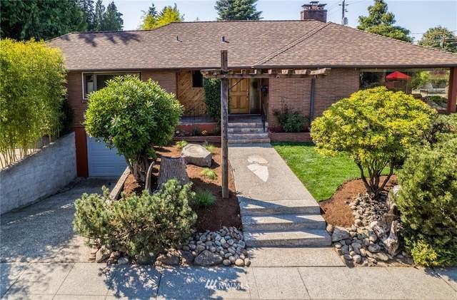10205 63rd Avenue S, Seattle, WA 98178 (#1828643) :: Provost Team | Coldwell Banker Walla Walla