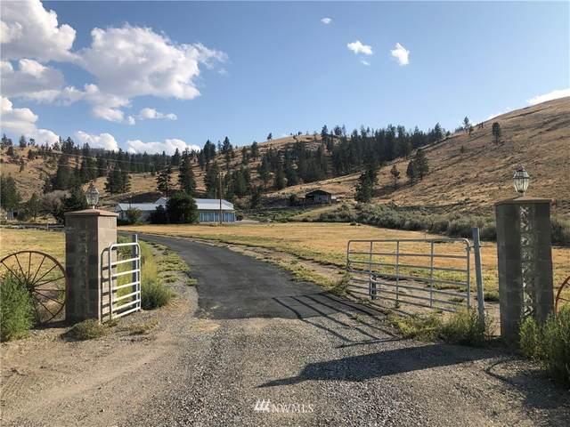 566 Highway 20, Tonasket, WA 98855 (MLS #1828671) :: Nick McLean Real Estate Group
