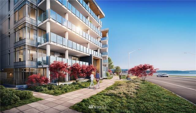 1250 Alki Avenue SW 4G, Seattle, WA 98116 (#1828797) :: Simmi Real Estate