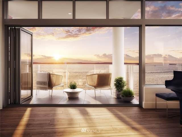 1250 Alki Avenue SW 4F, Seattle, WA 98116 (#1828802) :: Simmi Real Estate