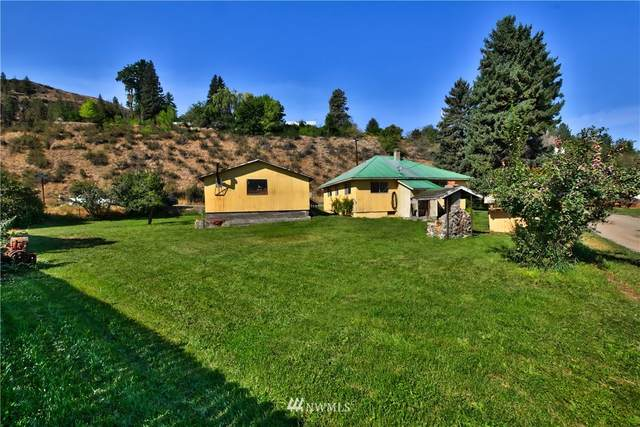 628 Twisp-Carlton Rd, Twisp, WA 98856 (MLS #1829309) :: Nick McLean Real Estate Group
