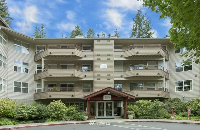 1822 152nd Avenue NE E204, Bellevue, WA 98007 (#1829715) :: The Snow Group