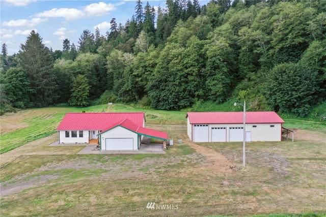 497 Wynooche Wishkah Road, Montesano, WA 98563 (MLS #1830022) :: Reuben Bray Homes