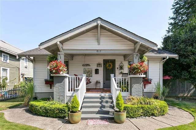 815 Cherry Avenue, Sumner, WA 98390 (#1830274) :: The Kendra Todd Group at Keller Williams