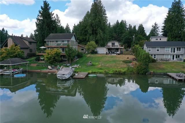 5306 S Island Drive E, Bonney Lake, WA 98391 (#1830275) :: Pacific Partners @ Greene Realty