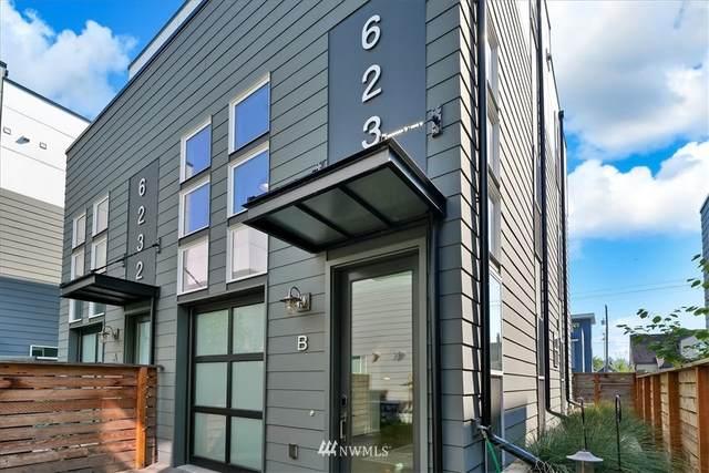 6232 Corson Avenue S B, Seattle, WA 98101 (#1830286) :: The Shiflett Group