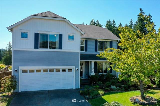 549 NW Arendal Way, Poulsbo, WA 98370 (#1830368) :: Pacific Partners @ Greene Realty