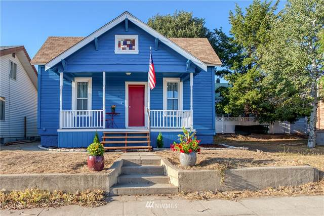 105 W Ash Street, Waterville, WA 98858 (#1830621) :: Franklin Home Team