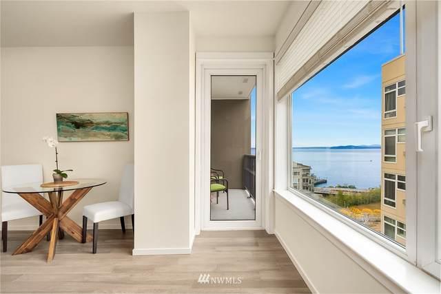 2801 1st Avenue #1102, Seattle, WA 98121 (#1830658) :: Simmi Real Estate
