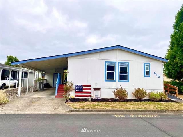 413 Quail Lane, Longview, WA 98632 (#1830666) :: Pacific Partners @ Greene Realty