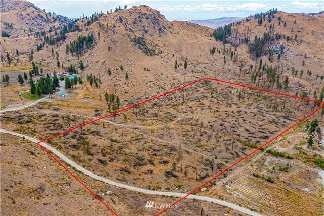 0 NNA Quiet Valley Road, Chelan, WA 98816 (MLS #1830864) :: Nick McLean Real Estate Group