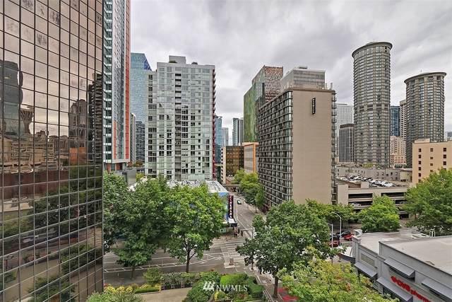 2100 3rd Avenue #805, Seattle, WA 98121 (#1830934) :: Provost Team | Coldwell Banker Walla Walla