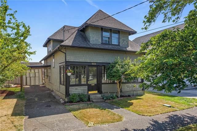 909 Spruce Street, Hoquiam, WA 98550 (#1830938) :: Franklin Home Team