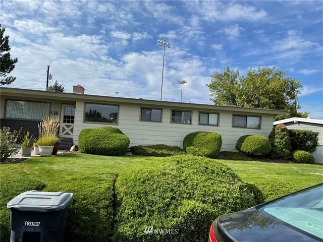 516 W Village Avenue, Moses Lake, WA 98837 (MLS #1831035) :: Nick McLean Real Estate Group
