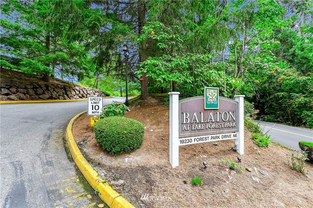 19230 Forest Park Drive NE G222, Lake Forest Park, WA 98155 (#1831045) :: Pickett Street Properties