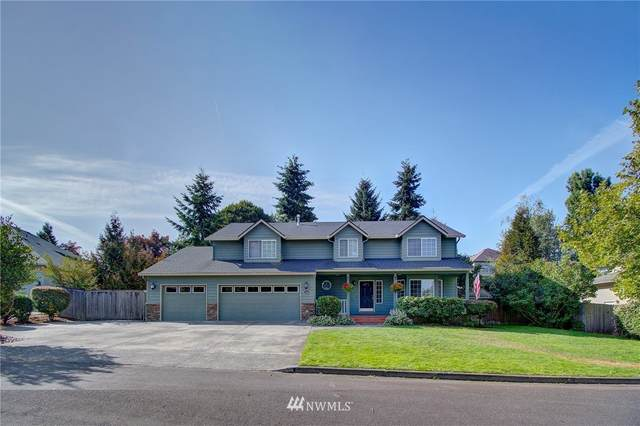 4407 NE 123rd Circle, Vancouver, WA 98686 (#1831089) :: Pacific Partners @ Greene Realty