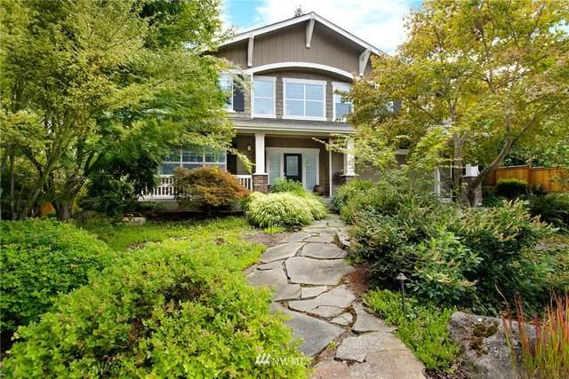 10427 SE 13th Street, Bellevue, WA 98004 (#1831499) :: Pacific Partners @ Greene Realty