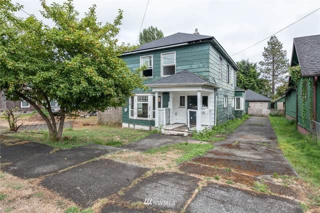 609 5th Street, Hoquiam, WA 98550 (#1831563) :: Keller Williams Western Realty