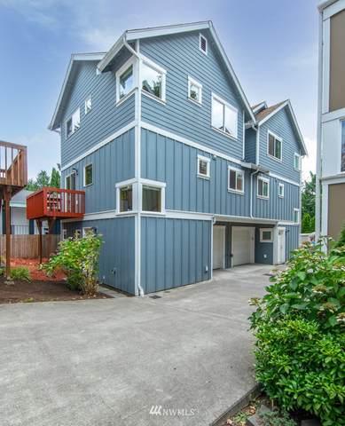 3016 NE 137th Street B, Seattle, WA 98125 (#1831717) :: Franklin Home Team