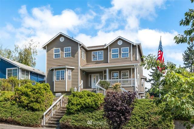 4436 48th Avenue SW, Seattle, WA 98116 (#1831834) :: The Snow Group