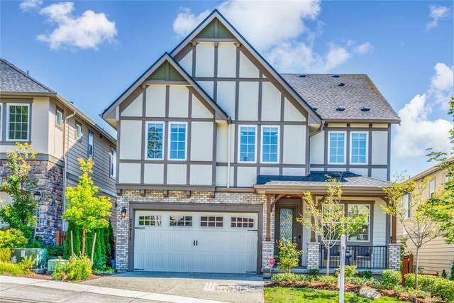 22913 SE 18th Place, Sammamish, WA 98075 (#1831841) :: The Snow Group