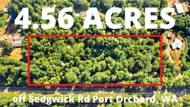 0 Sedqwick Road, Port Orchard, WA 98366 (#1831855) :: The Royston Team