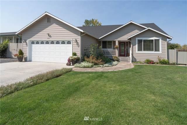 1514 S Eastlake Drive, Moses Lake, WA 98837 (#1831879) :: McAuley Homes