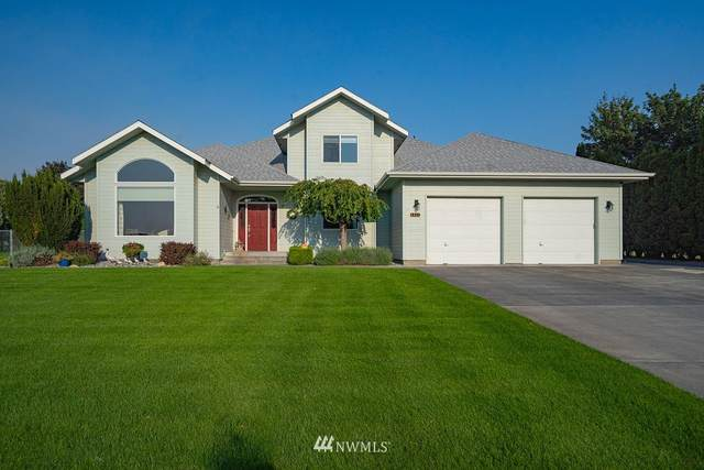 4631 NE Bluff Drive, Moses Lake, WA 98837 (MLS #1832019) :: Reuben Bray Homes