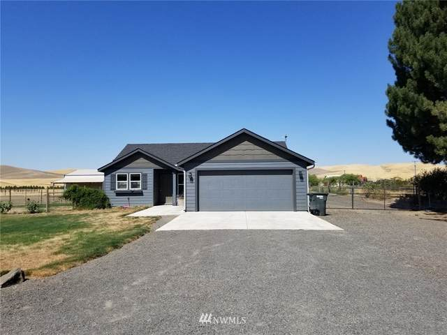 109 W 4th Street, Prescott, WA 99348 (MLS #1832150) :: Reuben Bray Homes