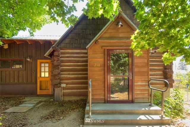 218 Lincoln Street, Twisp, WA 98856 (MLS #1832184) :: Nick McLean Real Estate Group