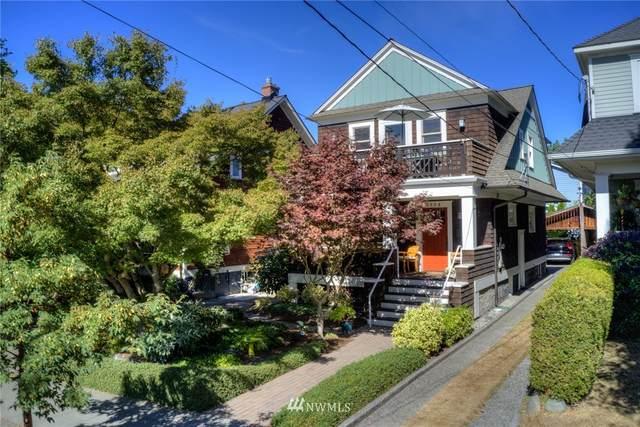 5554 Kenwood Place N, Seattle, WA 98103 (#1832256) :: Ben Kinney Real Estate Team