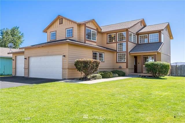 2100 W Clearview Drive, Ellensburg, WA 98926 (#1832353) :: Neighborhood Real Estate Group