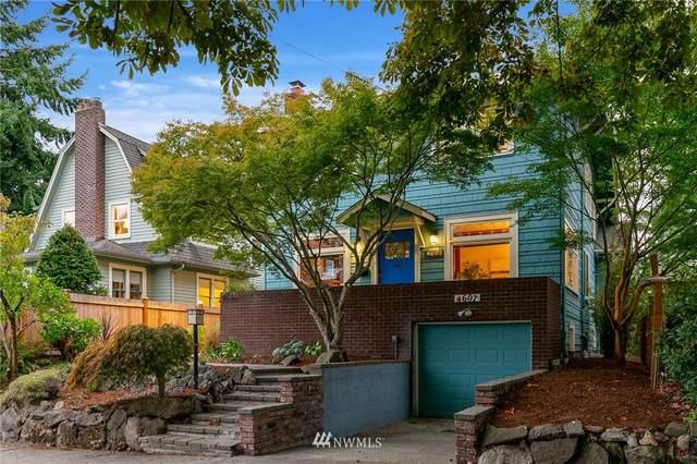 4607 2nd Avenue NE, Seattle, WA 98105 (#1832386) :: Ben Kinney Real Estate Team