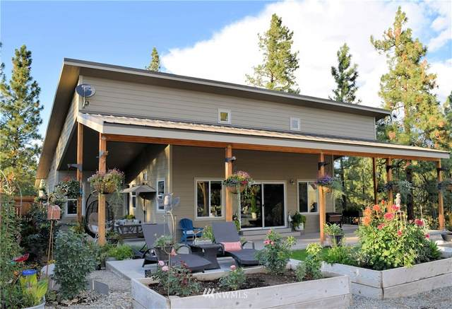 2 Balsamroot Road, Winthrop, WA 98862 (MLS #1832449) :: Nick McLean Real Estate Group