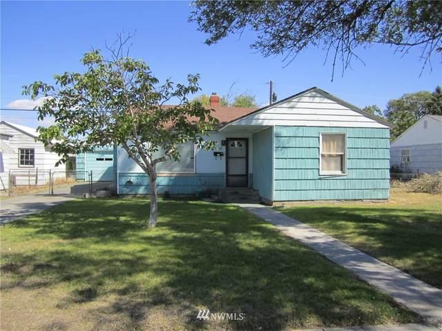 12 NE H Street, Ephrata, WA 98823 (MLS #1832458) :: Nick McLean Real Estate Group