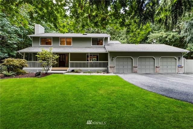 5103 243rd Avenue NE, Redmond, WA 98053 (#1832462) :: Pacific Partners @ Greene Realty