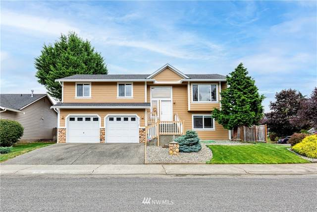 14719 147th Ave E, Orting, WA 98360 (#1832503) :: The Snow Group