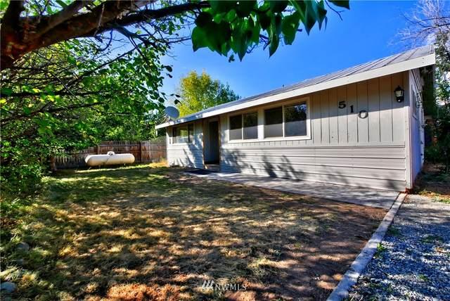 510 Twisp Avenue W, Twisp, WA 98856 (MLS #1832539) :: Nick McLean Real Estate Group