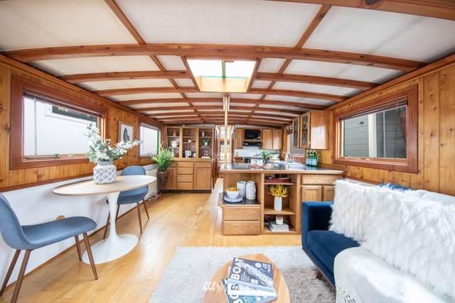 2143 N Northlake Way #47, Seattle, WA 98103 (#1832649) :: Icon Real Estate Group