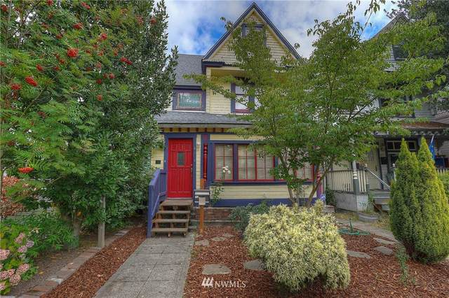 411 N K Street, Tacoma, WA 98403 (#1832724) :: Franklin Home Team