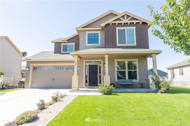 927 Country Avenue NE, Quincy, WA 98848 (#1832771) :: The Snow Group
