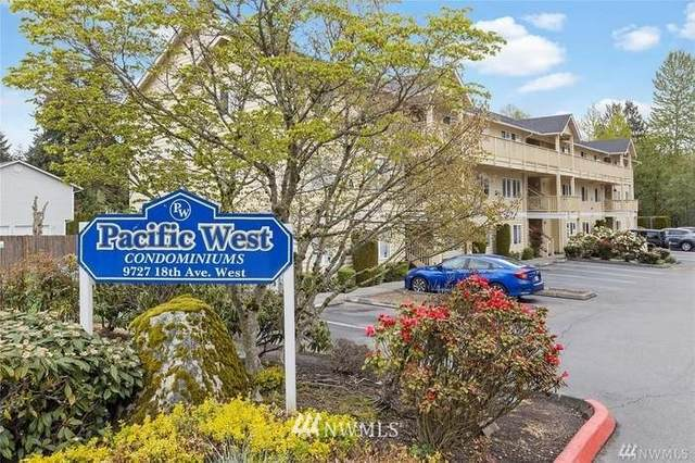 9727 18th Avenue W A205, Everett, WA 98204 (#1833021) :: The Snow Group