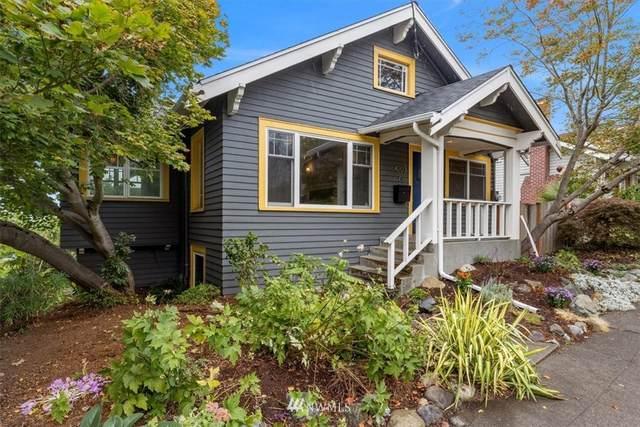4203 Greenwood Avenue N, Seattle, WA 98103 (#1833031) :: Ben Kinney Real Estate Team