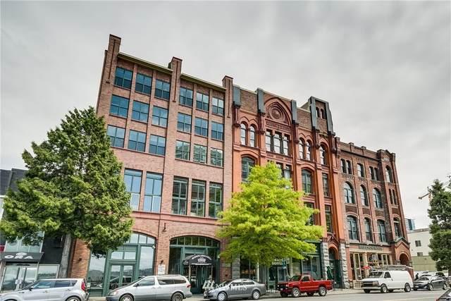 2324 1st Avenue #204, Seattle, WA 98121 (#1833060) :: Provost Team | Coldwell Banker Walla Walla