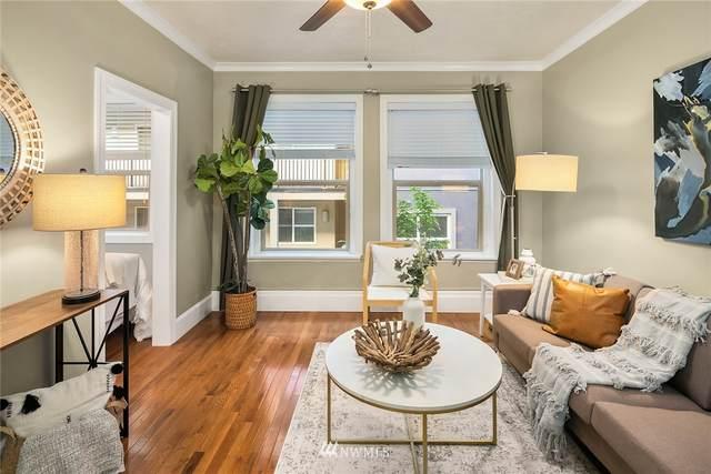 7 Harrison Street #24, Seattle, WA 98109 (#1833164) :: Simmi Real Estate