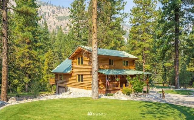 15500 Entiat River Road, Entiat, WA 98822 (MLS #1833206) :: Nick McLean Real Estate Group