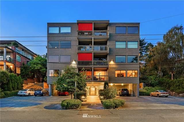 654 W Olympic Place #203, Seattle, WA 98119 (#1833264) :: Simmi Real Estate