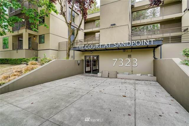 7323 Sand Point Way NE #306, Seattle, WA 98115 (#1833365) :: The Kendra Todd Group at Keller Williams