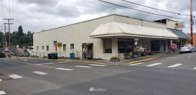 203 NE 1st Street #205, Winlock, WA 98596 (#1833371) :: Pacific Partners @ Greene Realty